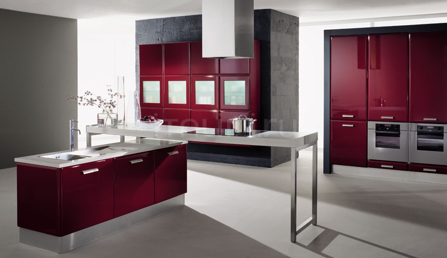 Кухня Rubino Arrex le cucine