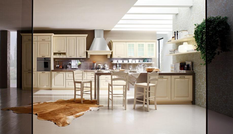Кухня Lussi Arrex le cucine