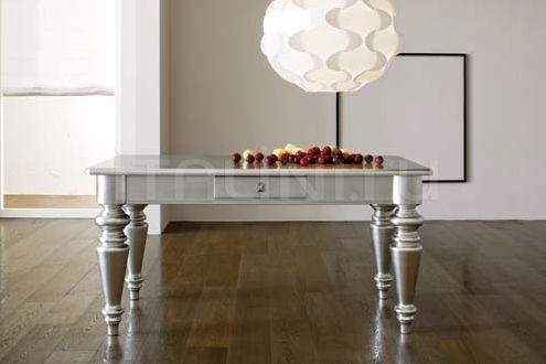 Стол обеденный Prezioso silver Arrex le cucine