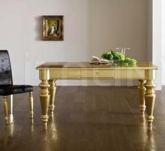 Стол обеденный Prezioso gold фабрика Arrex le cucine