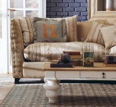 Двухместный диван DB002592 фабрика Dialma Brown