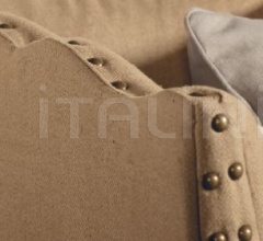 Двухместный диван DB002977 фабрика Dialma Brown