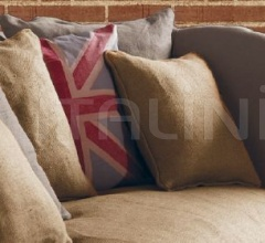 Двухместный диван DB002981 фабрика Dialma Brown