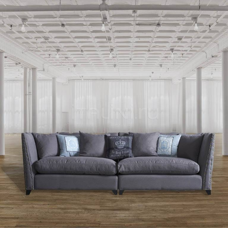 Двухместный диван DB002980 Dialma Brown