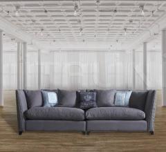 Двухместный диван DB002980 фабрика Dialma Brown