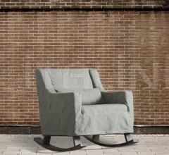 Кресло-качалка DB002940 фабрика Dialma Brown