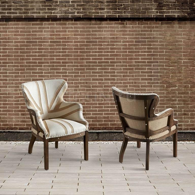 Кресло DB003549 Dialma Brown