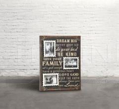 Рамка для фото DB003305 фабрика Dialma Brown