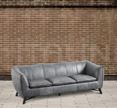 Трехместный диван DB003921 фабрика Dialma Brown