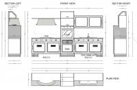 Кухня Hangar Dialma Brown