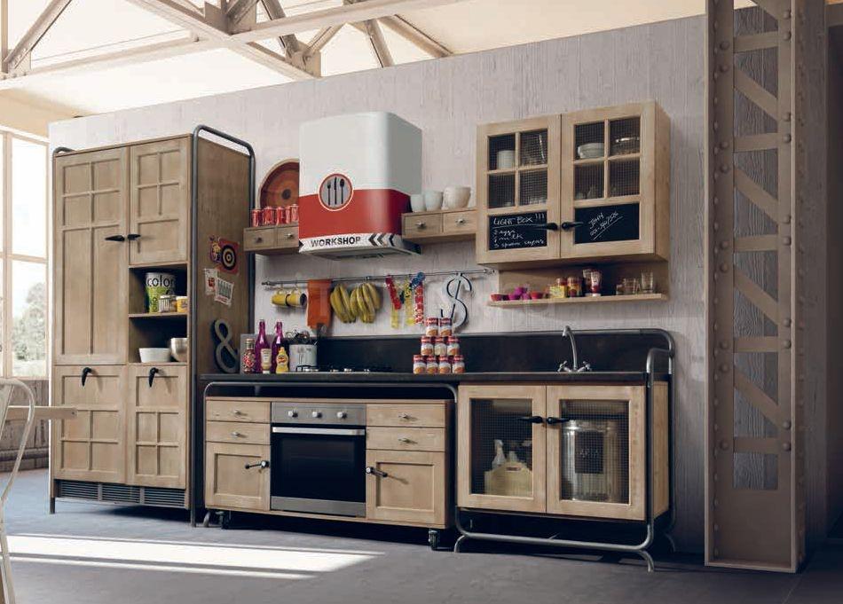Кухня Workshop Dialma Brown