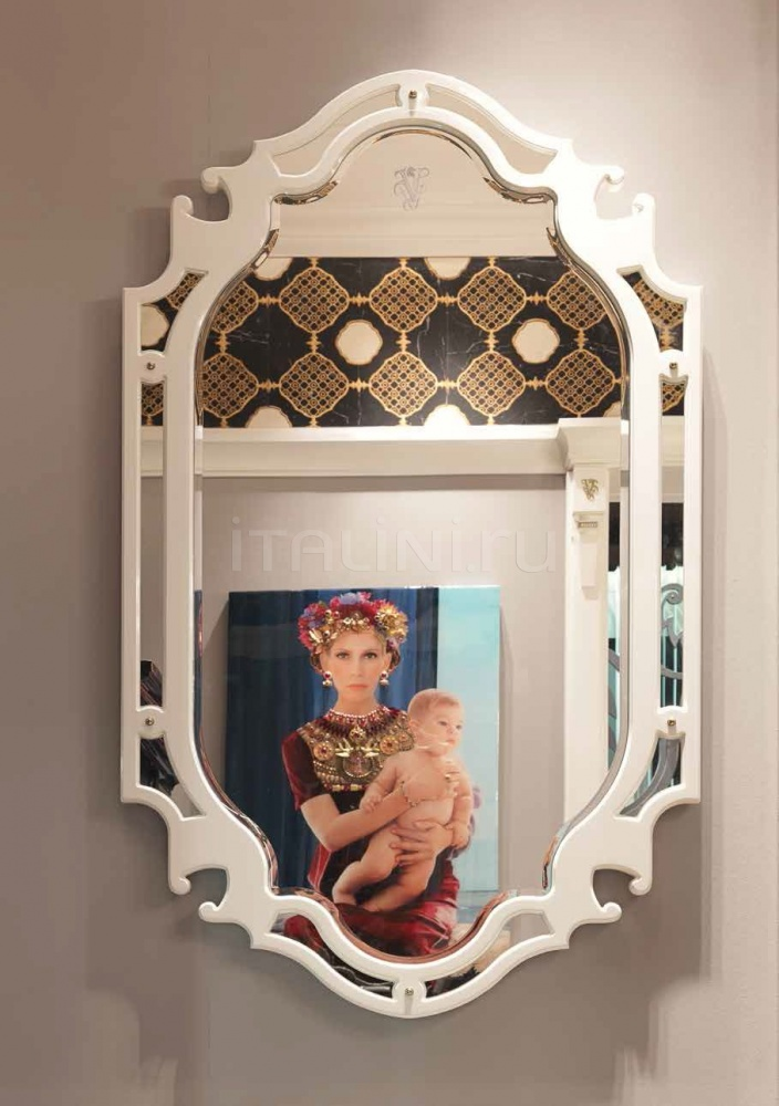 Настенное зеркало Benjamin IPE Cavalli (Visionnaire)