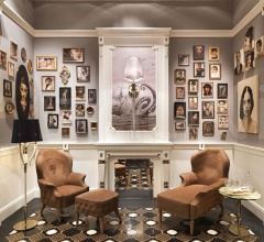 Итальянские декоративные панели - Панель Windsor фабрика IPE Cavalli (Visionnaire)