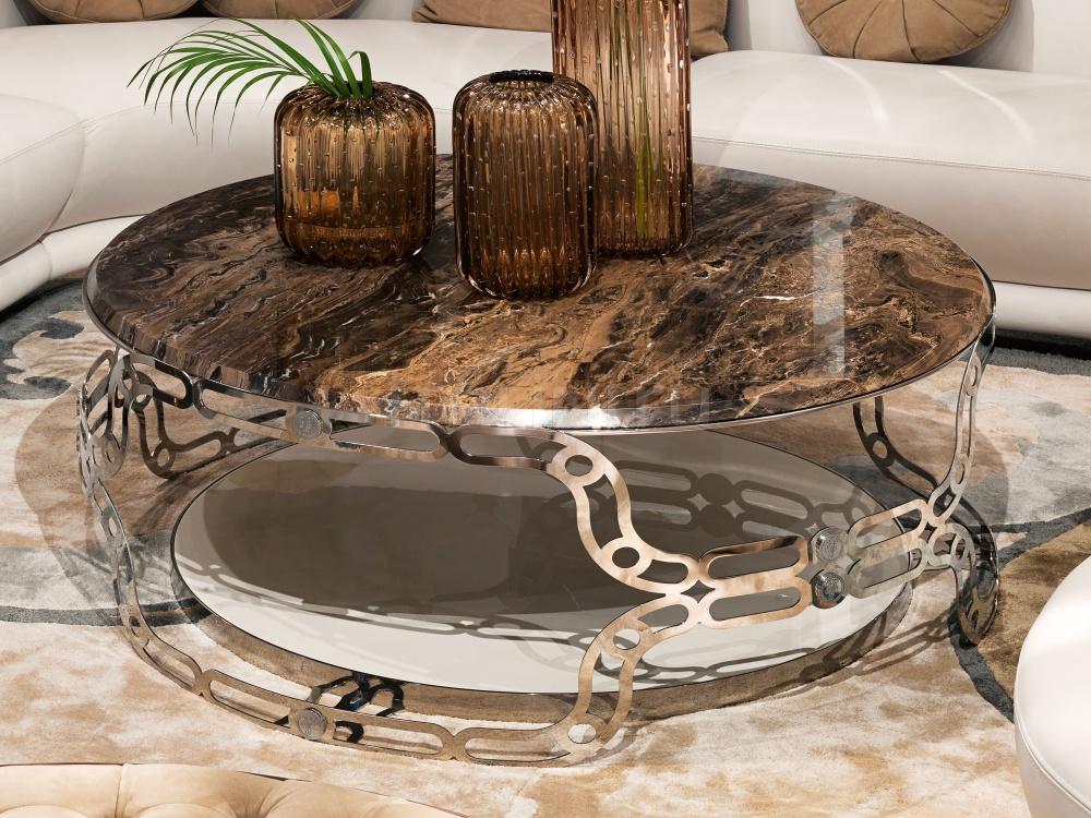 Кофейный столик Charade IPE Cavalli (Visionnaire)