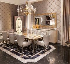 Настенное зеркало Tycoon фабрика IPE Cavalli (Visionnaire)