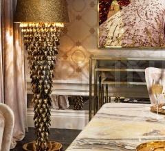 Торшер Gourmand фабрика IPE Cavalli (Visionnaire)