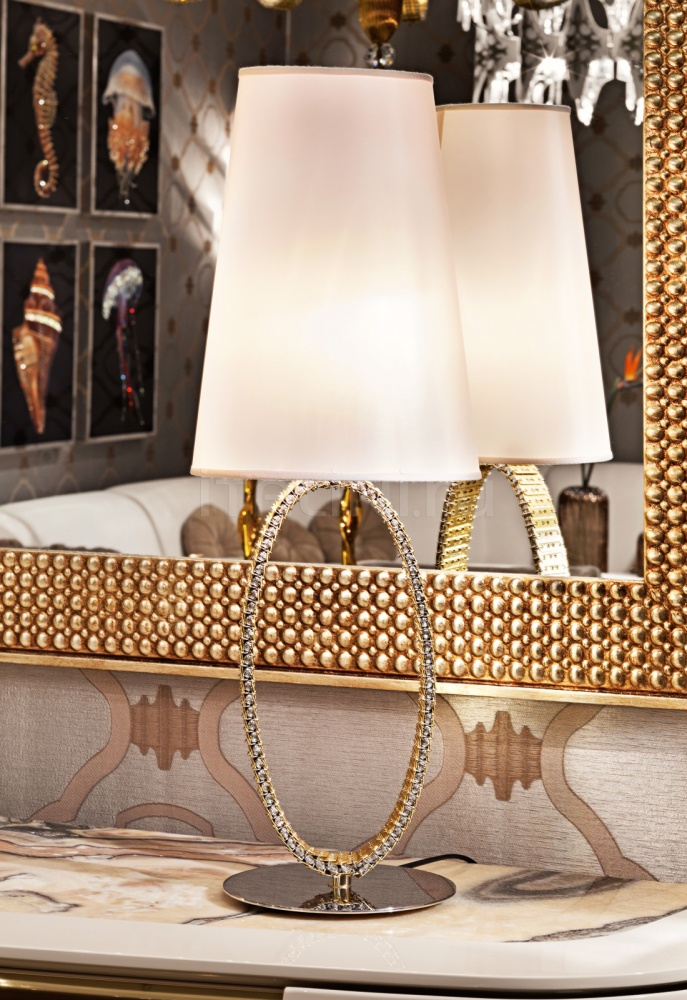 Настольная лампа Faberge IPE Cavalli (Visionnaire)