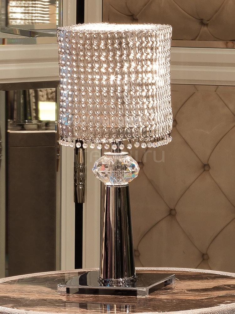 Настольная лампа Excalibur crystal mini IPE Cavalli (Visionnaire)