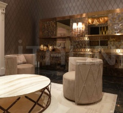 Кофейный столик Kingsley фабрика IPE Cavalli (Visionnaire)