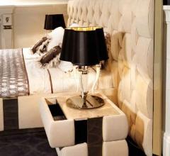 Настольная лампа Esmeralda black фабрика IPE Cavalli (Visionnaire)