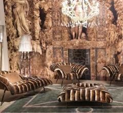 Пуф Vanity Fair фабрика IPE Cavalli (Visionnaire)