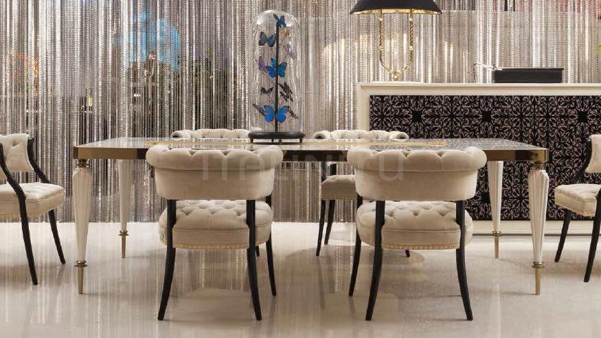 Стол обеденный Scarlet IPE Cavalli (Visionnaire)