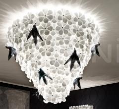 Потолочный светильник Acanthus фабрика IPE Cavalli (Visionnaire)