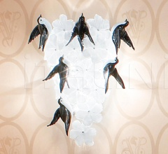 Настенный светильник Acanthus фабрика IPE Cavalli (Visionnaire)