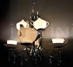 Настенный светильник Claudio фабрика IPE Cavalli (Visionnaire)