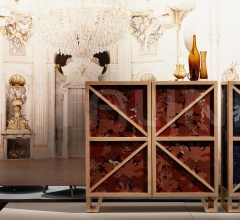 Буфет Tudor Low Cupboard фабрика Moooi