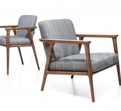 Кресло Zio Lounge Chair фабрика Moooi