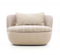 Кресло Bart Armchair фабрика Moooi