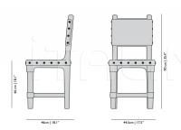 Стул Gothic Chair Moooi