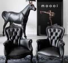 Кресло Smoke Chair фабрика Moooi