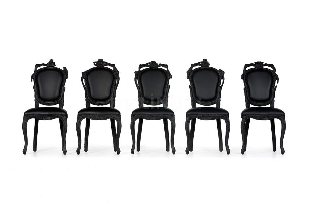 Стул Smoke Dining Chair Moooi