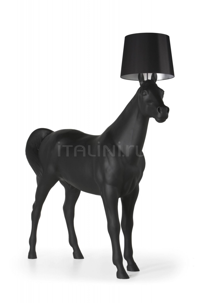 Торшер Horse Lamp Moooi