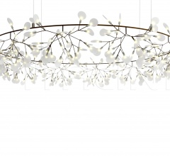 Люстра Heracleum the Big O фабрика Moooi
