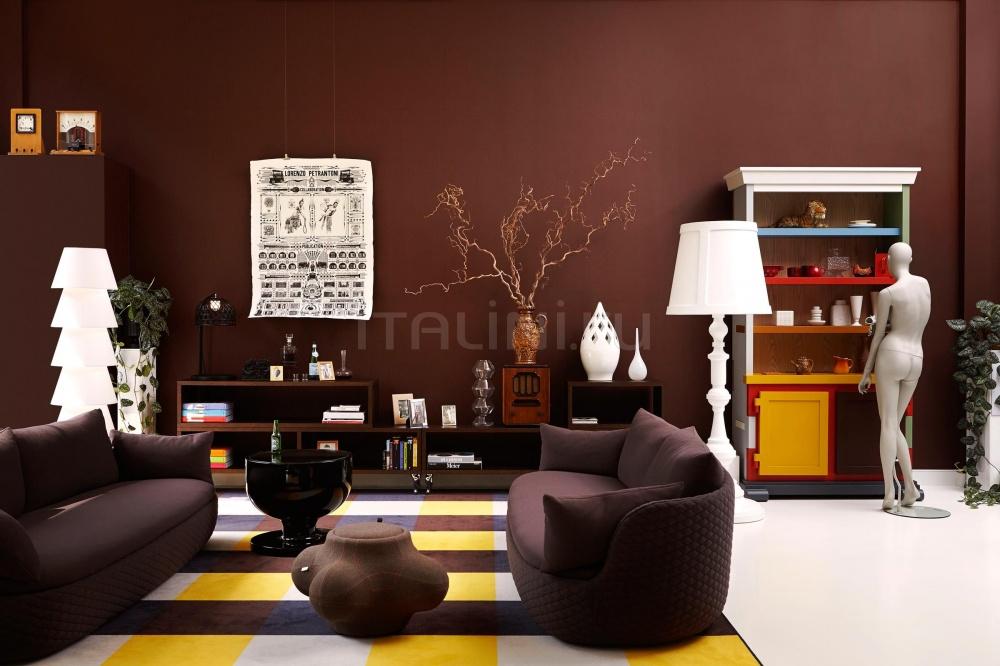 Торшер Paper floor lamp Moooi