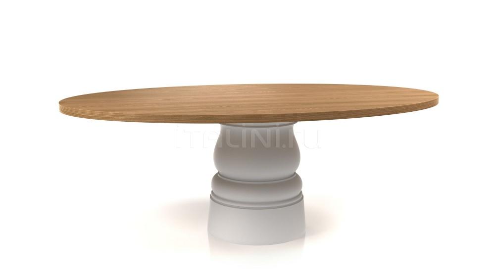Стол обеденный Container Oval Moooi