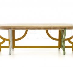 Стол обеденный Paper Table Patchwork фабрика Moooi