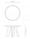 Столик Elements 002 Moooi
