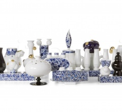 Ваза Delft Blue No. 9 фабрика Moooi