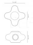 Столик Elements 005 Moooi