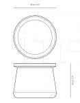Столик Elements 006 Moooi