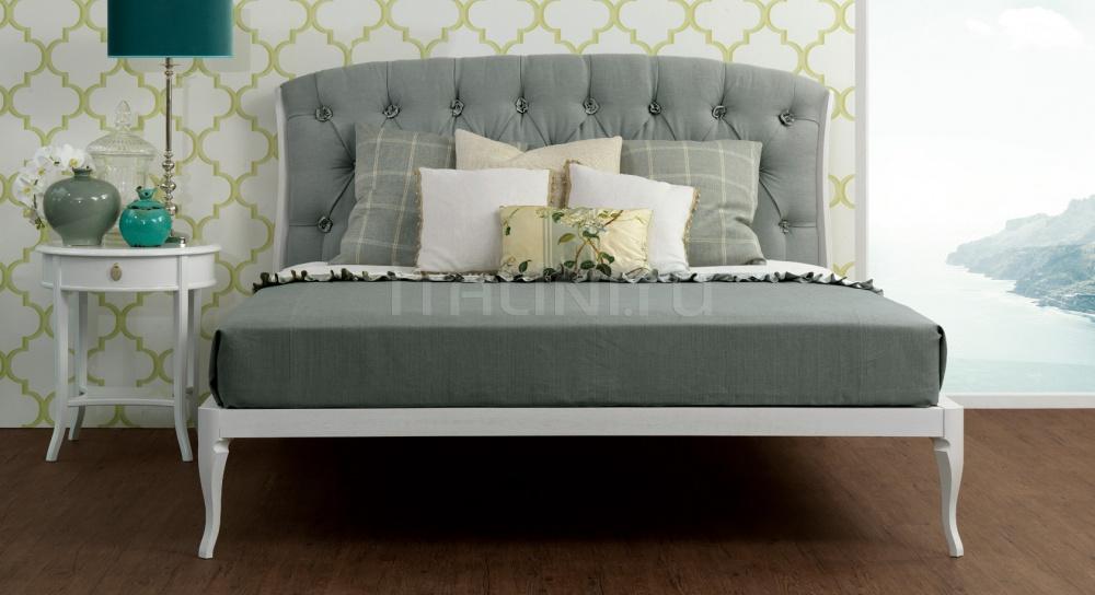 Кровать Lollo fabric Galimberti Nino