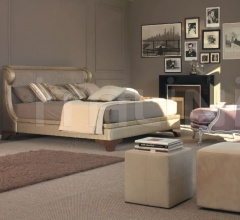 Кровать Bellagio фабрика Galimberti Nino