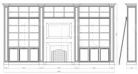 Библиотека Novecento Galimberti Nino