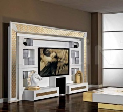 Стойка под TV THE WALL HOME CINEMA MOSAIK фабрика Vismara Design