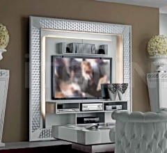Стойка под TV THE FRAME HOME CINEMA MOSAIK фабрика Vismara Design