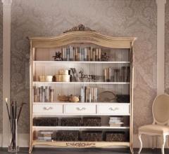 Книжный стеллаж 2040 LCR фабрика Francesco Pasi